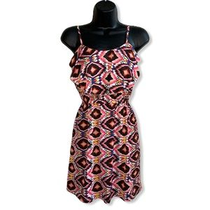 Ardene Midi Patterned Dress